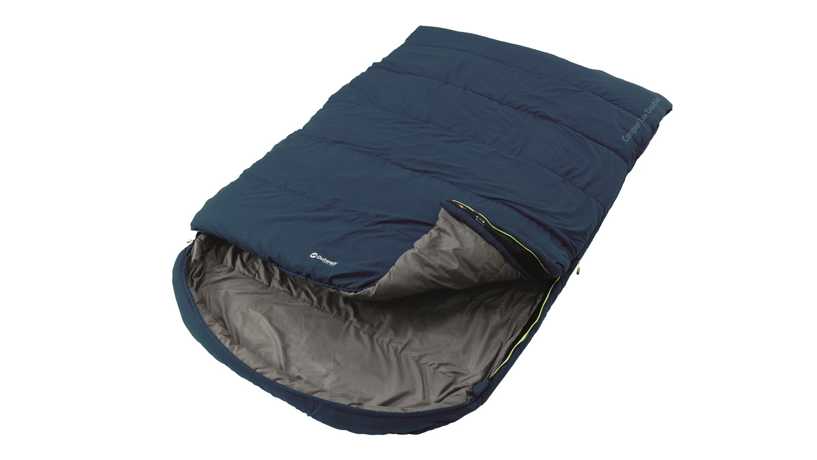 Campion Lux Double Blue Sleeping Bag