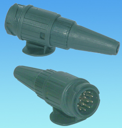 13 Pin Plug BCA Type