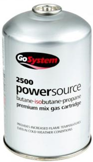 Go System 445g Gas Cartridge -