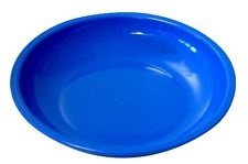 20cm Mid Blue Bowl ( Pack of 6)