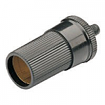 In-line cigar lighter socket.