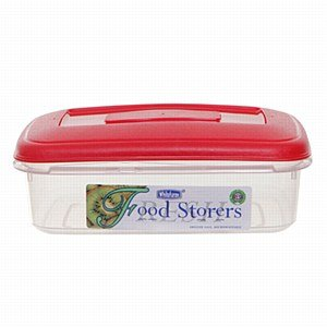 Food storer - rectangular