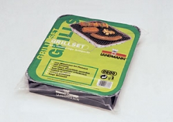 Disposable BBQ Standard Size (Box of 18)