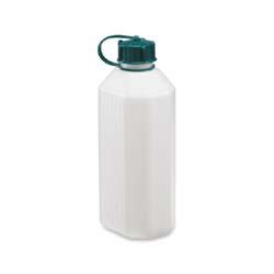 Octagonal Poly Bottle 750ml