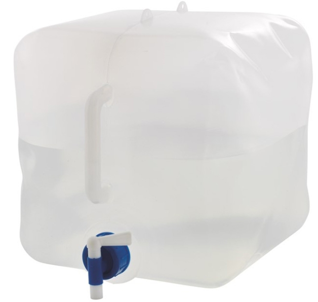 15 Litre Expandable Water Carrier