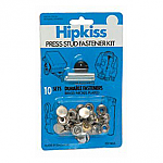 Hipkiss Press Stud Kit