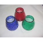Glo Light Candles - assorted colours