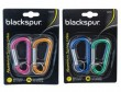 2 Pack Large Carabiners