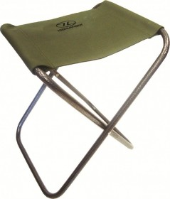 Cross-legged Camping  Stool