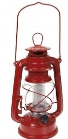 12 LED Hurricane Lamp