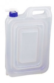 13 Litre Expandable Water Carrier