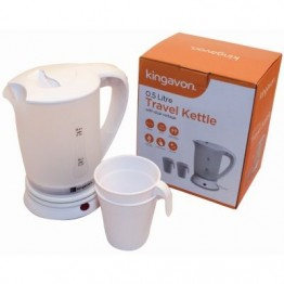 Travel Kettle 0.5 litre with 2 Cups