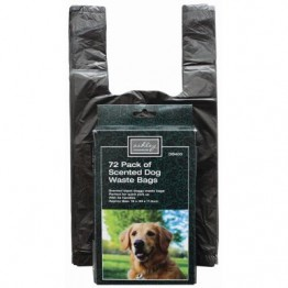Dog Waste Bags (72 in a box)