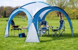 Lightweight Outdoor Event Shelter