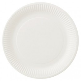 Pack of 10 Paper Plates 11.5""
