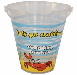 Crabbing & Fishing Bucket x 12