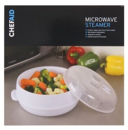 Microwavable  Steamer