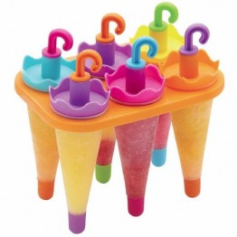 Ice Lolly Moulds (Umbrella)