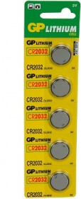 CR2032 Battery  Pack of 5