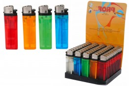 Disposable Lighter CDU of 50