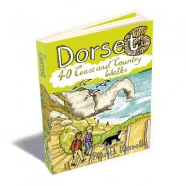 Dorset Coast & Camping Walking Book in stock March 2018 CDU of 12