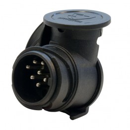 13 Pin Socket to 12N 7 Pin Plug Adapter
