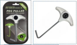 Peg Puller with Cleaner