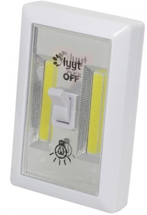 LED Switch Light  - Twin 3 LED lights