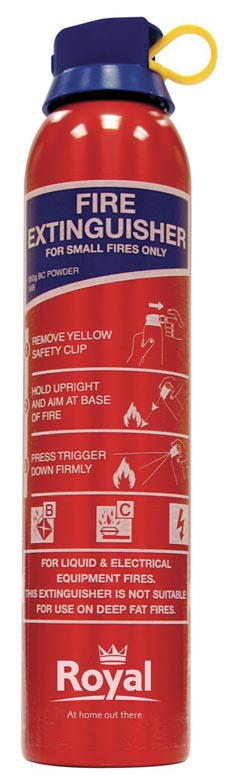 950g B,C Rated Fire Extinguisher