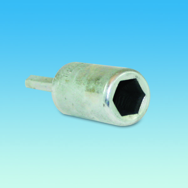Drill Socket Adaptor for Drill/Hard Ground Pegs