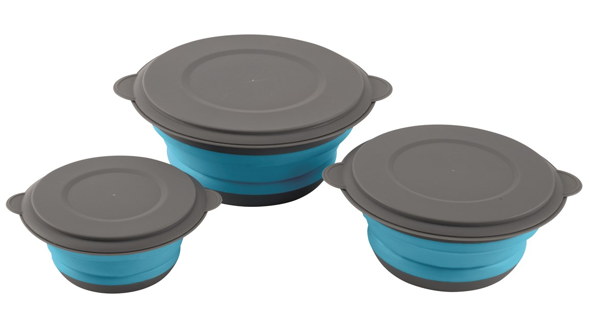 Clearwater Foldable Bowl Set