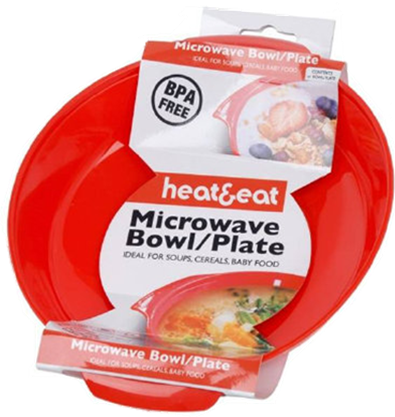 Microwavable Bowl/Plate