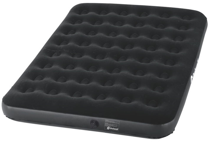 Outwell Classic Black Flock King Size Airbed