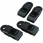 Groundsheet Material Clamps
