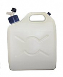 25/27.5 Litre Jerry Can + Tap Pack of 4