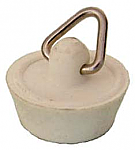"Sink Plug for 3/4"" waste (7/8"" diameter)"