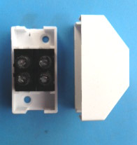 Connector block - 2A