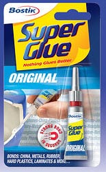 Bostik Superglue ~ 3g tube