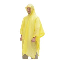 Poncho Adults Emergency