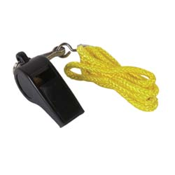 Referee / Sports Whistle + Lanyard