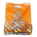 Instant Light Charcoal (2kg) - Outer of 6 Bags