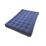 Double Flock Airbed + Pump Box of 4
