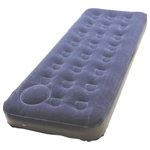 Single Flock Airbed + Pump Box of 6