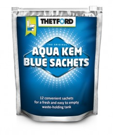 Aquakem Blue Sachets - Box of 12