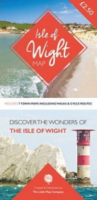 Isle of Wight Map -