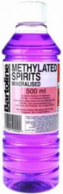 Methylated Spirits 500ml