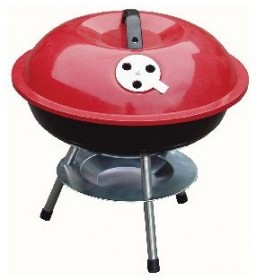 "14"" Round Portable BBQ sold out April 2021"