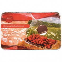 Disposable BBQ - Party Size Pack of 2