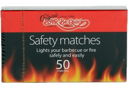 10cm Long Safety Matches