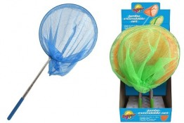 Jumbo Telescopic Net in 3 Assorted Colours